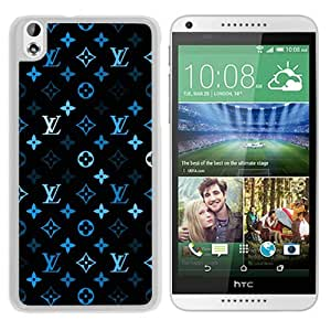 HTC Desire 816 Case,Louis Vuitton 30 White HTC Desire 816 Screen Cover Case Luxury and Unique Design