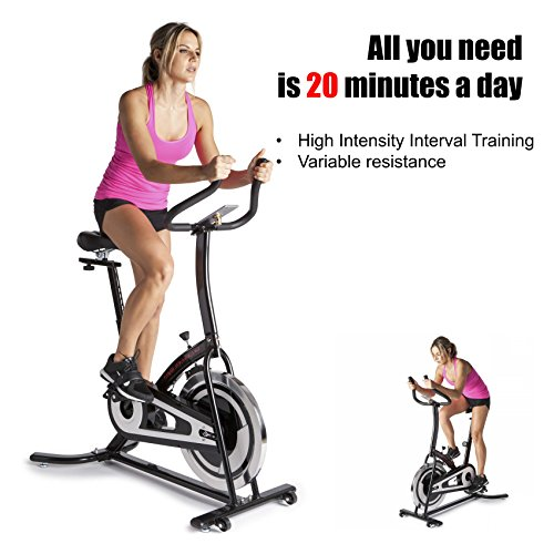 fitbill B603 Smart Indoor Cycling Bike with Bluetooth ...
