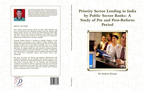 priority-sector-lending-in-india-by-public-sector-banks-a-study-of-pre-and-post-reform-period