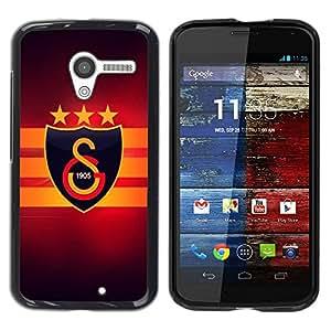 LOVE FOR Motorola Moto X 1 1st GEN I galatasaray temas? Personalized Design Custom DIY Case Cover