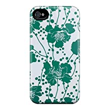 Excellent Hard Phone Case For Iphone 6plus With Custom Realistic Kate Spade Green Floral Image Best-phone-covers