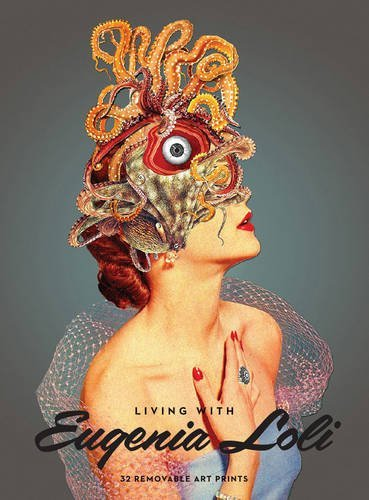 Living With Eugenia Loli  32 Removable Art Prints