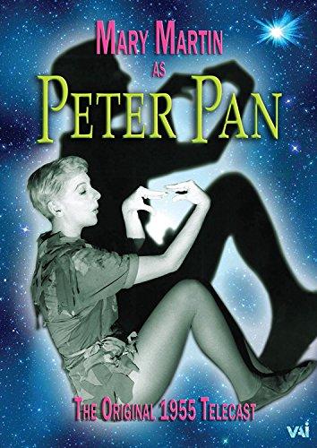 Peter Pan - The Original 1955 Telecast (Dvd Martin With Pan Mary Peter)