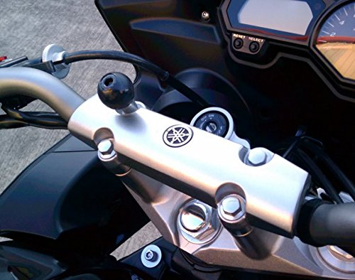 Ram Motorcycle Clamp Base with M8 Screws