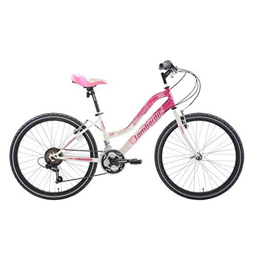 Lombardo Panarea Mountain Bike, 24 inch Wheels, 13.5 inch Fr