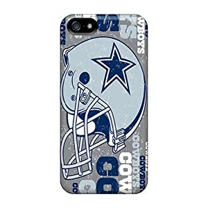 For Iphone 5/5s Phone Cases Covers(dallas Cowboys) by mcsharks