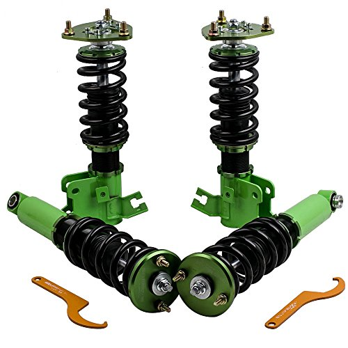 (Complete Coilovers Suspension for Nissan Silvia S13 180SX 89-98 200SX 1989-1993 Suspension Coil Spring Shock Strut )