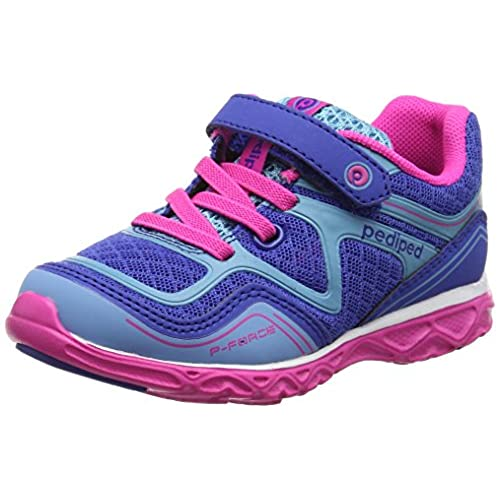 pediped Force, Chaussures de Running Compétition Fille