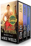 Lust, Money & Murder - Books 1, 2 & 3: A Female Secret Service Agent Takes on an International Criminal (Lust, Money & Murder Series)
