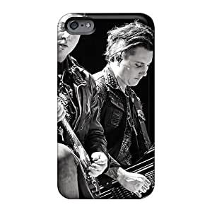 Iphonecase88 Apple Iphone 6s Durable Hard Phone Cover Customized Fashion Avenged Sevenfold Band A7X Series [vtE2976ArPx]
