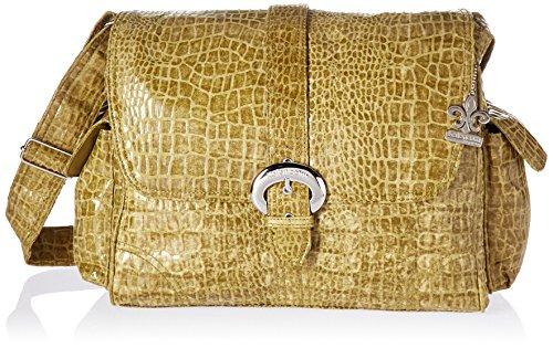 Kalencom Diaper Bag, Crocodile Moss