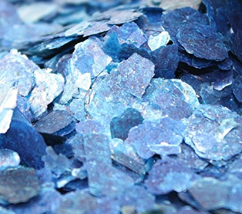 Meyer Imports Natural Mica Flakes - Blue - Deep - One Pound - #311-4323 by Meyer Imports