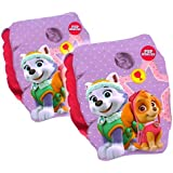 Paw Patrol Girls Pink Kids Inflatable Armbands Swimming Pool Beach Float 3-6 Years