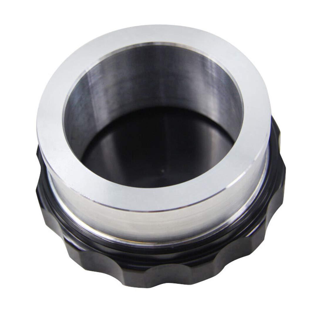 60mm Insert Weld On Screw Cap 1/'/' Inch Neck Filler Universal