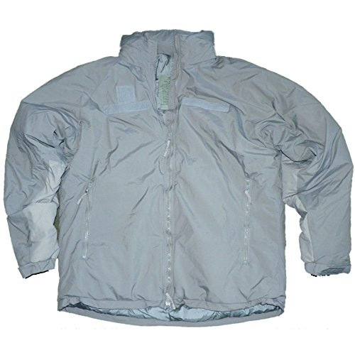 (Extreme Cold Weather Parka Gen III Level 7 Urban Gray GI (Large Regular) )