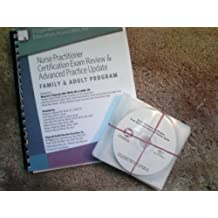 Family Nurse Practitioner Certification Exam Review & Advanced Practice Update - 2011 (Fitzgerald Health Ed Assoc.) CDs