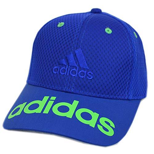 adidas(アディダス) 子供用 BBキャップ メッシュキャップ キッズ ジュニア 男の子 帽子 pz-adcap02