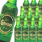 1本あたり249円 オーストリアビール ゲッサー 330ml瓶×24本