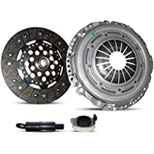 Clutch Kit Works With Honda Accord Acura Tl Cl Ex Exl Base Touring HFP Lx Ls Type S 2003-2013 3.0L V6 3.2L V6 3.5L V6 GAS SOHC Naturally Aspirated