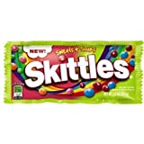 Skittles Sweets and Sours Candy, 2 Ounce -- 288 per case.
