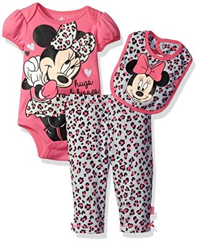 Disney Girls Minnie Mouse Bodysuit