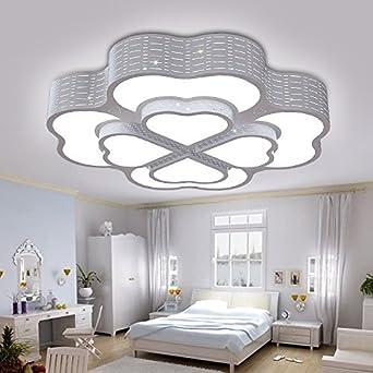 XZHXQ&KXMYT Dormitorio Led Lámpara De Techo Habitación ...