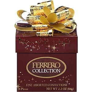 Ferrero Collection 6-Piece Gift Cube, 2.2 oz