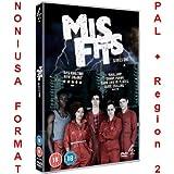 Misfits - Series 1 - Complete [NON-U.S.A. FORMAT: PAL Region 2 U.K. Import] (Season 1)