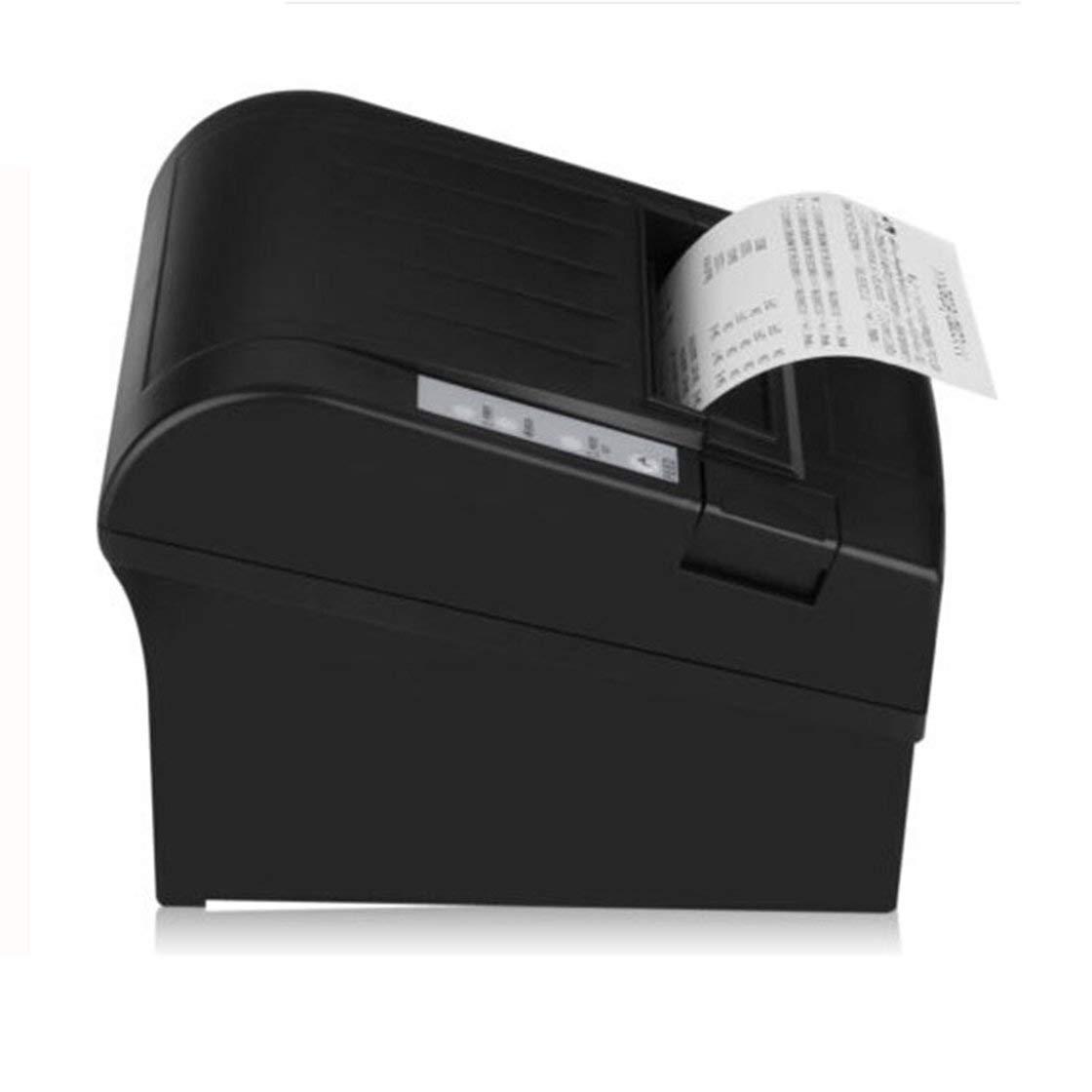 Taglierina automatica 80mm della stampante della ricevuta termica di posizione di WIFI POS-8220 portatile BlackPJenny