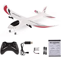 guoYL26sx chird's Toys,FX-818 2.4G EPP Remote Control RC Airplane Glider Toy with LED Light Kids Gift