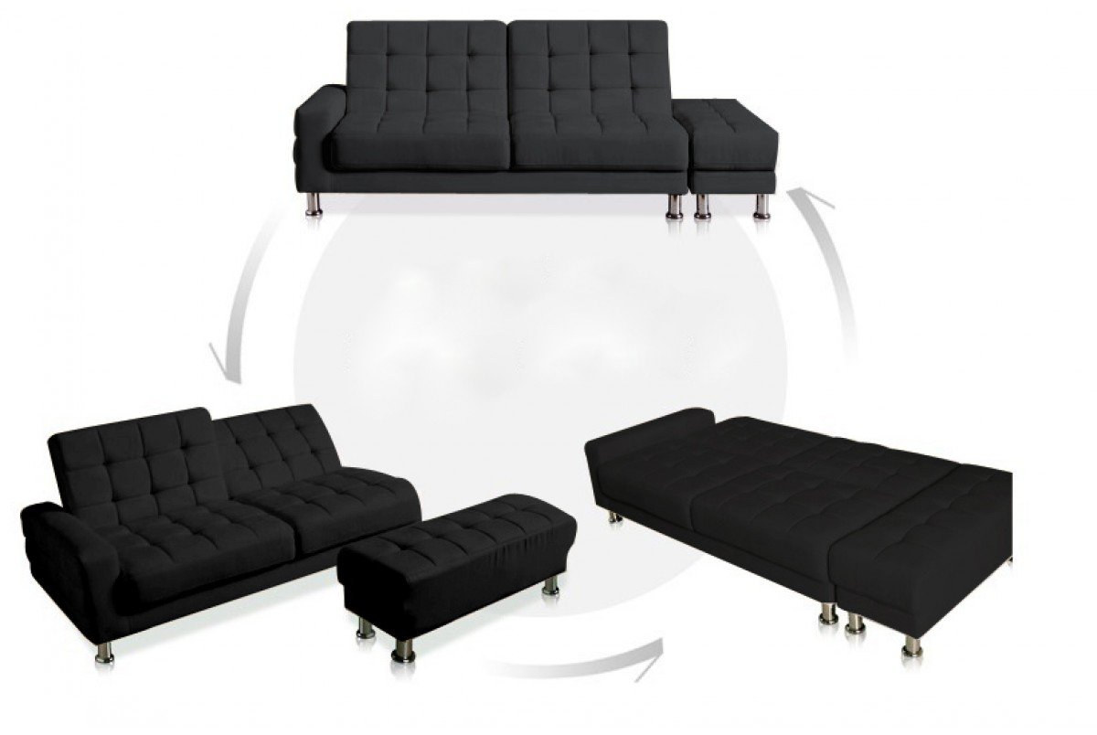 Black Leather SofaLiving Room Decorating Ideas Couch City Craft Sofa