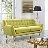 Modway Remark Sofa, Wheatgrass