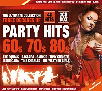 Party Hits 60s 70s 80s Amazoncouk Music