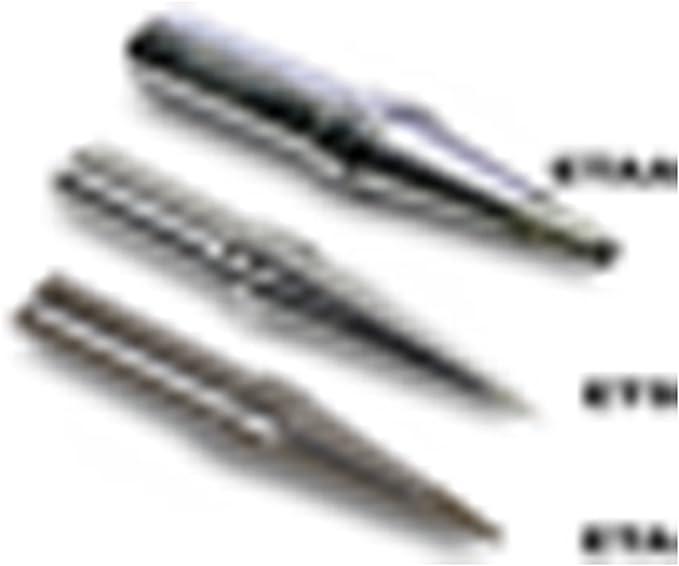 Weller ETC PES51 PES50 1 ETO, 1 ETP, 1ETC Tip for EC1201