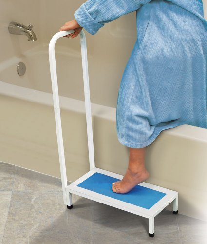 Jobar International Bath Step with Handle