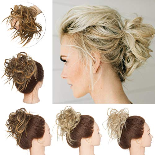 SEGO Scrunchies Synthetic Extensions Scrunchie product image
