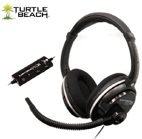 Ear Force DPX21 Headset and 5.1/7.1 Channel Dolby Surround Sound - Playstation 3