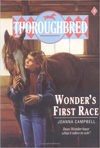 Thoroughbred #03 Wonders First Race