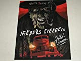 JONATHAN BRECK Signed Jeepers Creepers 8x10 Photo Autograph A