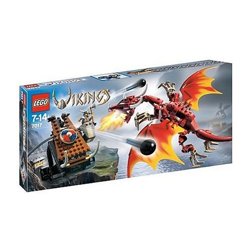 - Lego Stories and Action Vikings: Viking Catapult vs. the Nidhogg Dragon