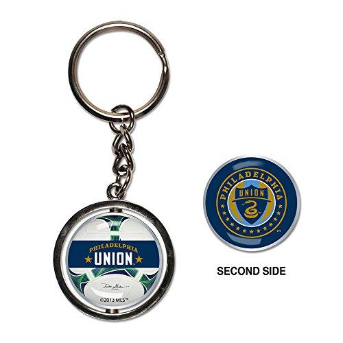 (Soccer Philadelphia Union Spinner Key Ring)