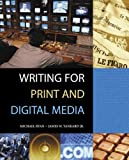 img - for Writing for Print and Digital Media book / textbook / text book
