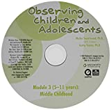 Observing Children and Adolescents 9780534622749