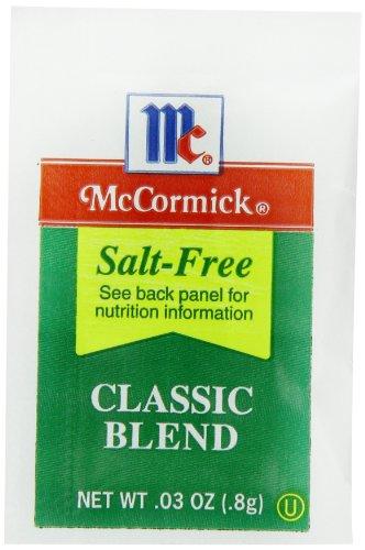 McCormick Culinary Salt Free Classic Blend