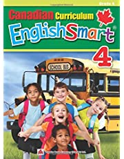 Canadian Curriculum EnglishSmart 4: A concise Grade 4 English workbook packed with grammar, writing, and reading comprehension practice