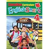 Canadian Curriculum EnglishSmart 4: A concise Grade 4 English workbook packed with grammar, writing, and reading comprehensio