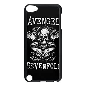 Avenged Sevenfold iPod Touch 5 Case Black Phone Accessories SH_681008