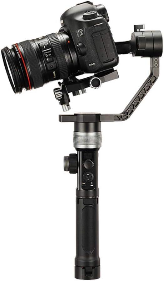 TLgf Nueva cámara réflex estabilizador de Tres Ejes Estabilizador ...