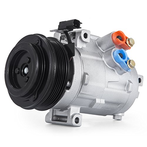 Mophorn CO 11290C Universal Air Conditioner AC Compressor 9G1Z19703B For 2008-2012 Ford Taurus X FLEX LINCOLN MKS MKT SABLE 3.5L 3.7L 6512718 67194 68194 ()
