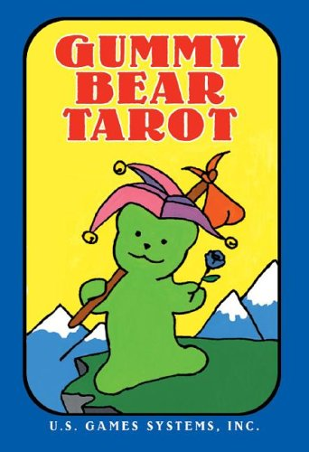Gummy Bear Tarot by U.S. Games Systems Inc.